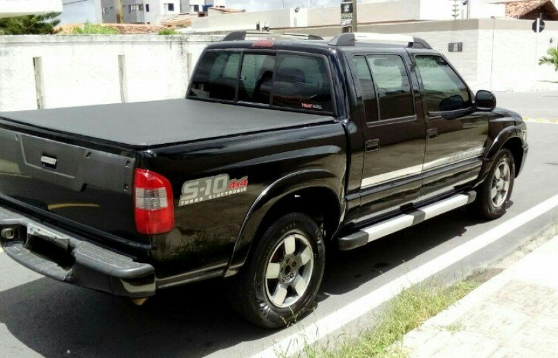 CHEVROLET S10 2010 2.8 EXECUTIVE 4X4 CD 12V TURBO ELECTRONIC INTERCOOLER DIESEL 4P MANUAL - Carango 72668 - Foto 3