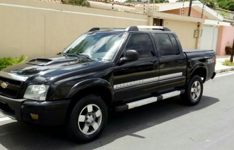 CHEVROLET S10 2010 2.8 EXECUTIVE 4X4 CD 12V TURBO ELECTRONIC INTERCOOLER DIESEL 4P MANUAL - Carango 72668 - Foto 1