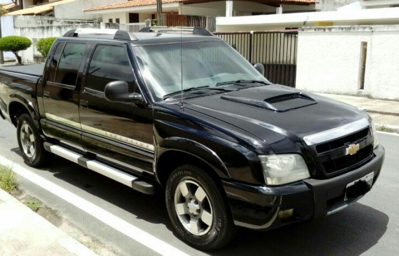 CHEVROLET S10 2010 2.8 EXECUTIVE 4X4 CD 12V TURBO ELECTRONIC INTERCOOLER DIESEL 4P MANUAL - Carango 72668 - Foto 8