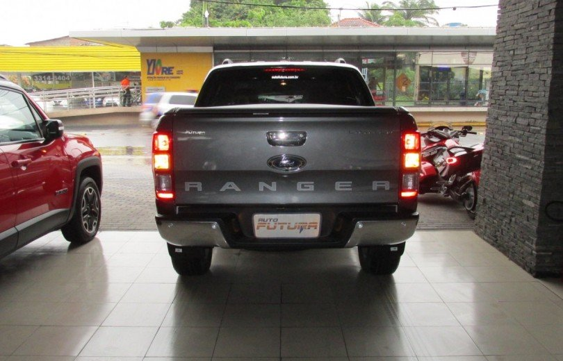FORD RANGER 2017 3.2 LIMITED 4X4 DIESEL 4P AUTOMÁTICO - Carango 72539 - Foto 3