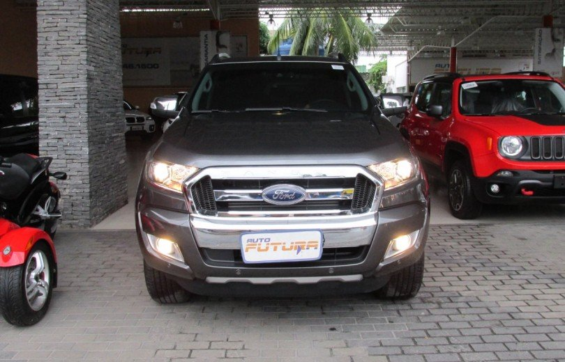 FORD RANGER 2017 3.2 LIMITED 4X4 DIESEL 4P AUTOMÁTICO - Carango 72539 - Foto 2