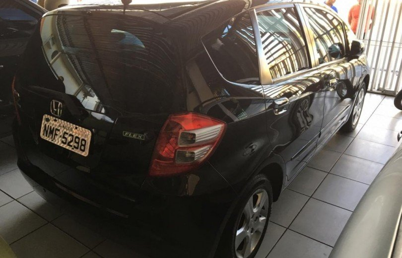 HONDA FIT 2010 1.4 LXL 8V FLEX 4P MANUAL - Carango 72484 - Foto 3